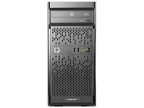 HP ProLiant ML10 塔式服务器