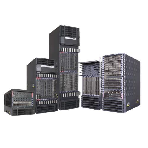 H3C S12500云计算数据中心核心交换机