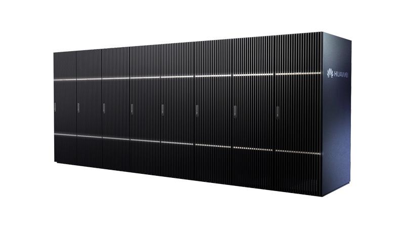 华为OceanStor 18000系列高端存储系统